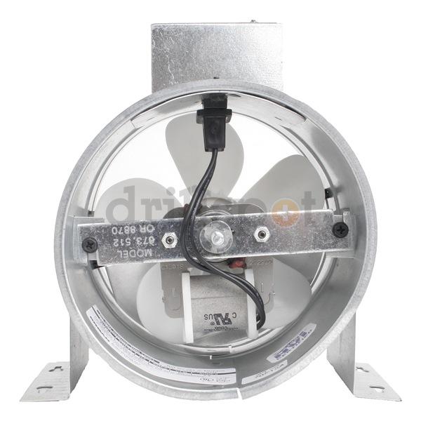 Broan 673 Fan, Bathroom, 1.0 A