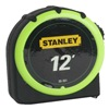 Stanley 30-301 Measuring Tape, 12 Ft, 1/2 In W, Top Lock