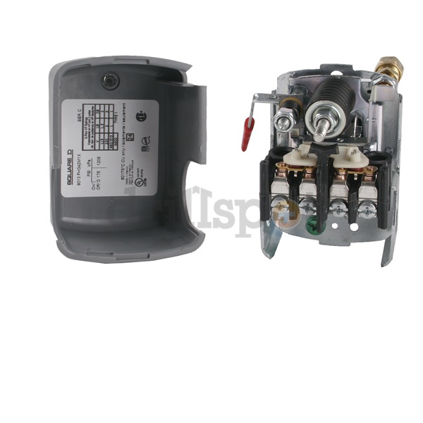 Square d pressure switch manual  Lookup BeforeBuying