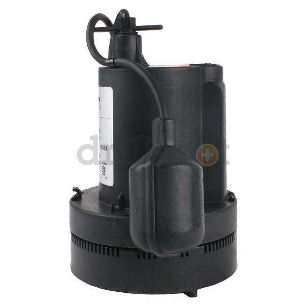 mastercraft 1 3 hp column sump pump manual