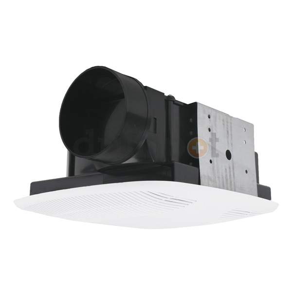 Air king bathroom exhaust fans bath fans for Air king bathroom fan light combo