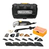 Rockwell RK5107K SoniCrafter 73-Piece Variable Speed Complete Professional Kit
