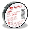 3M 1700-3/4X60FT-1.5CORE Electrical Insulating Tape, Pack of 10